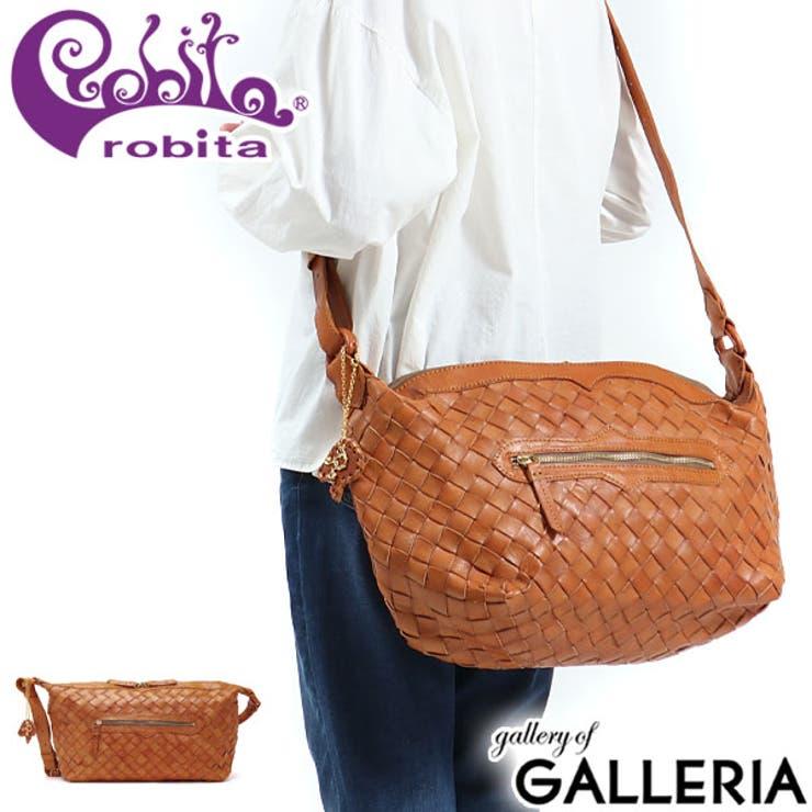 正規品1年保証 ロビタ ショルダーバッグ   ギャレリア Bag&Luggage   詳細画像1