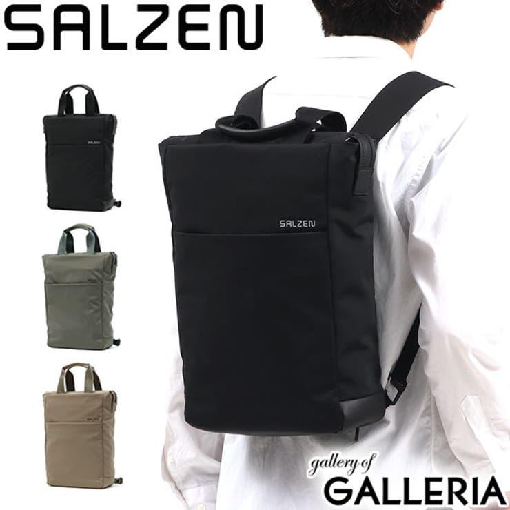 サルゼン リュック SALZEN | ギャレリア Bag&Luggage | 詳細画像1