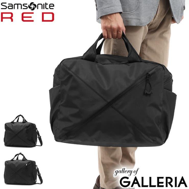 正規品2年保証 サムソナイトレッド ボストンバッグ   ギャレリア Bag&Luggage   詳細画像1