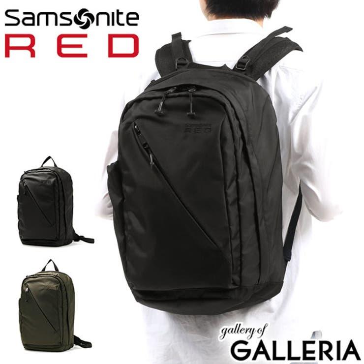 正規品2年保証 サムソナイトレッド リュック   ギャレリア Bag&Luggage   詳細画像1