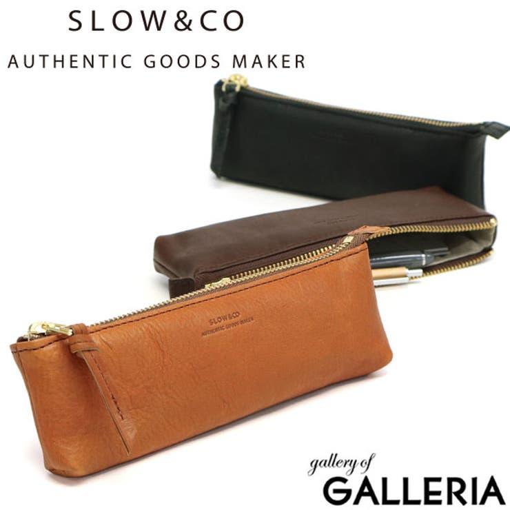 スロウ ペンケース SLOW | ギャレリア Bag&Luggage | 詳細画像1