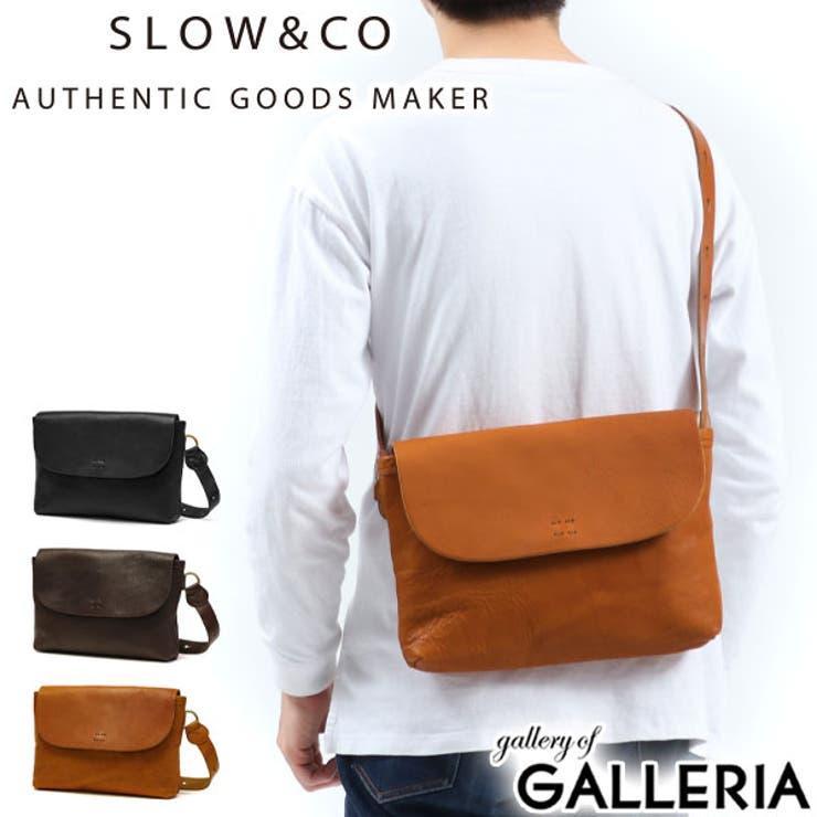 スロウ ショルダーバッグ SLOW   ギャレリア Bag&Luggage   詳細画像1