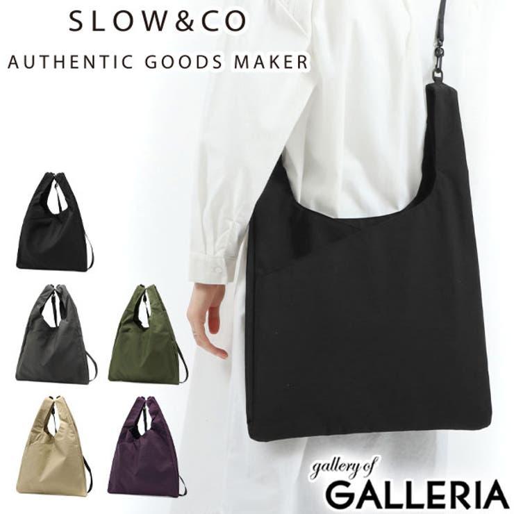 スロウ トートバッグ SLOW | ギャレリア Bag&Luggage | 詳細画像1