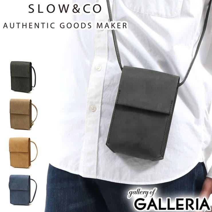 スロウ ショルダーバッグ SLOW | ギャレリア Bag&Luggage | 詳細画像1