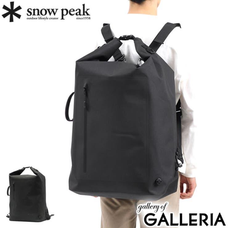 スノーピーク リュック snowpeak | ギャレリア Bag&Luggage | 詳細画像1