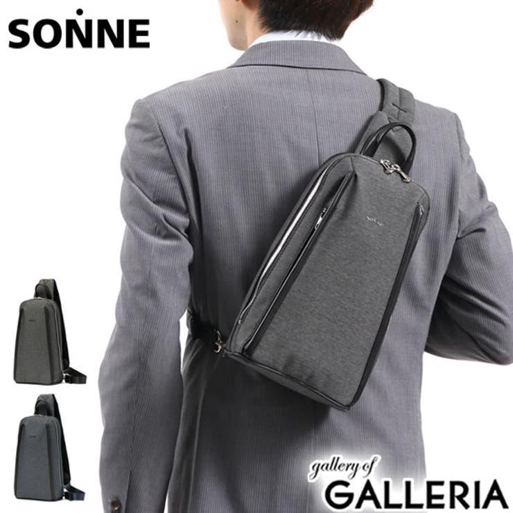 ゾンネ ボディバッグ SONNE | ギャレリア Bag&Luggage | 詳細画像1