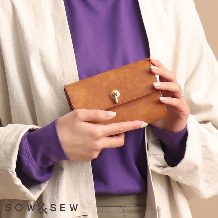 SOW&SEW ソウアンドソウ PUEBLO 財布 PB-GR02 | ギャレリア Bag&Luggage | 詳細画像1