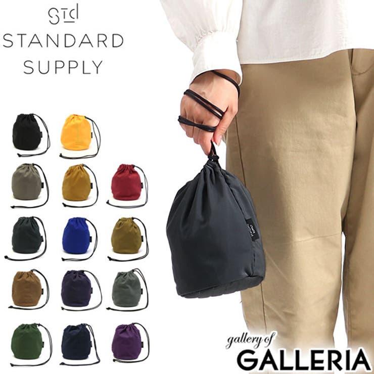 スタンダードサプライ ポーチ STANDARD | ギャレリア Bag&Luggage | 詳細画像1