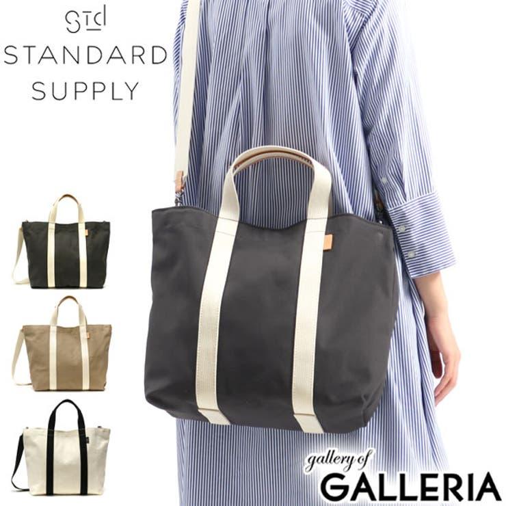 トートバッグ STANDARD SUPPLY | ギャレリア Bag&Luggage | 詳細画像1