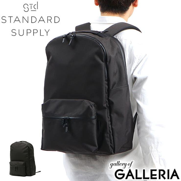 スタンダードサプライ リュック 通勤 | ギャレリア Bag&Luggage | 詳細画像1