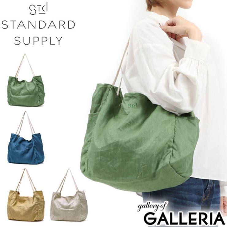 スタンダードサプライ トートバッグ STANDARD | ギャレリア Bag&Luggage | 詳細画像1