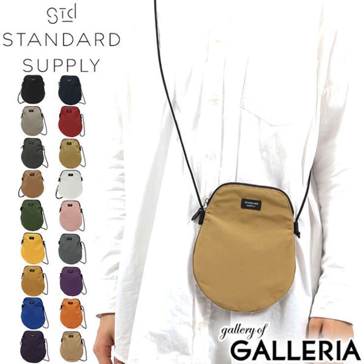 スタンダードサプライ ショルダーバッグ STANDARD | ギャレリア Bag&Luggage | 詳細画像1