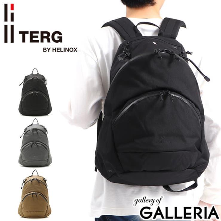 リュック TERG BY   ギャレリア Bag&Luggage   詳細画像1