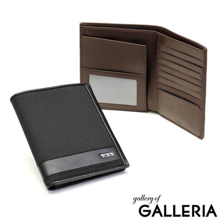正規品2年保証 トゥミ パスポートケース | ギャレリア Bag&Luggage | 詳細画像1