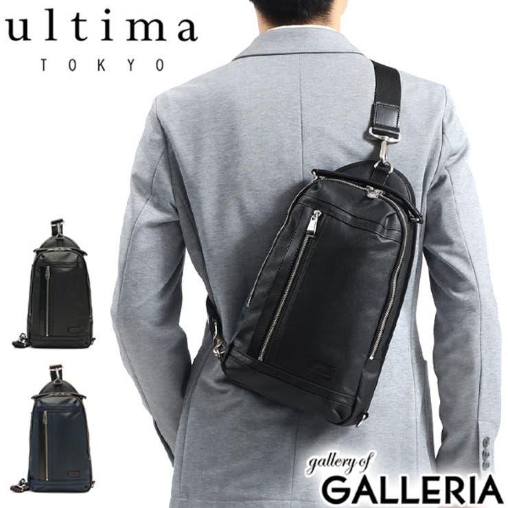 ウルティマトーキョー ボディバッグ ultima   ギャレリア Bag&Luggage   詳細画像1