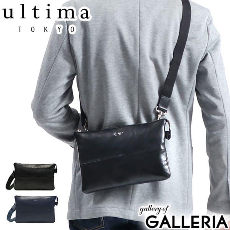 ウルティマトーキョー ショルダーバッグ ultima   ギャレリア Bag&Luggage   詳細画像1