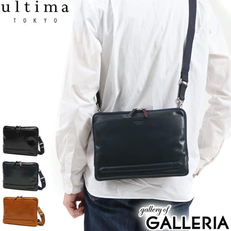 ウルティマトーキョー ショルダーバッグ ultimaTOKYO   ギャレリア Bag&Luggage   詳細画像1