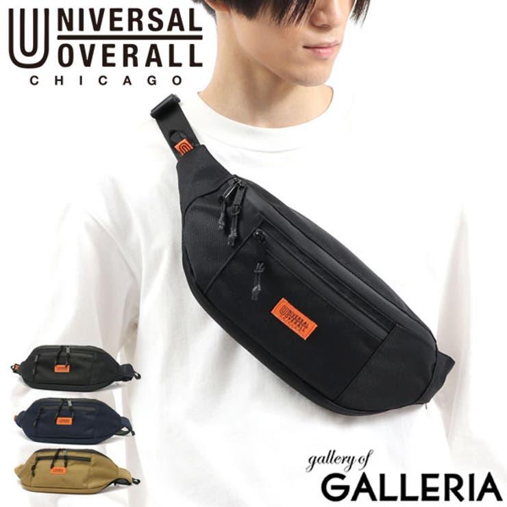 ユニバーサルオーバーオール ウエストバッグ UNIVERSALOVERALL | ギャレリア Bag&Luggage | 詳細画像1