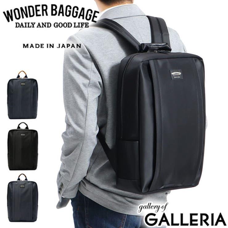 リュック WONDER BAGGAGE   ギャレリア Bag&Luggage   詳細画像1