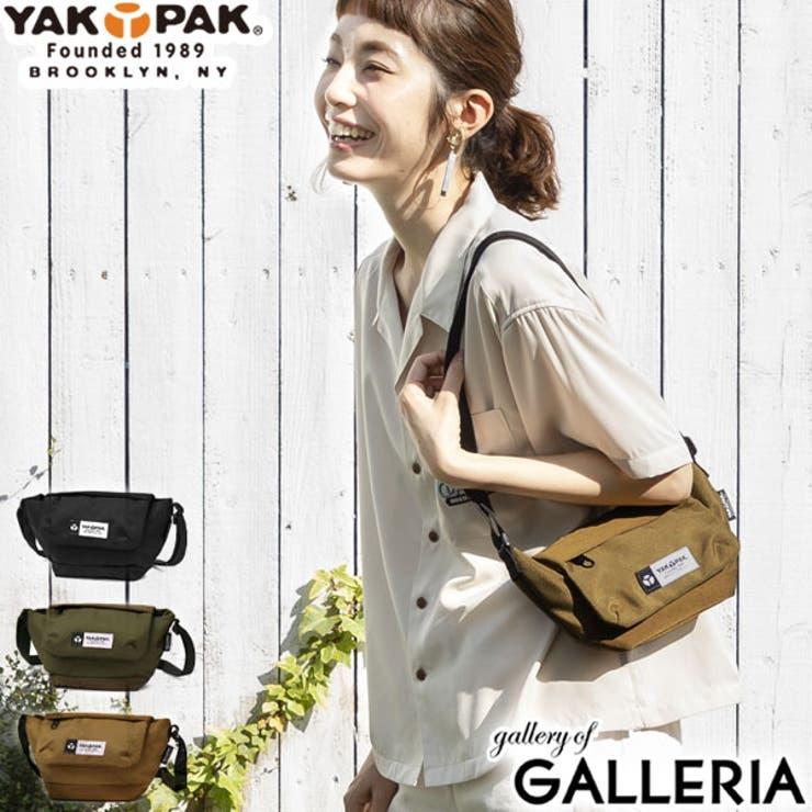 ヤックパック ショルダーバッグ YAKPAK | ギャレリア Bag&Luggage | 詳細画像1