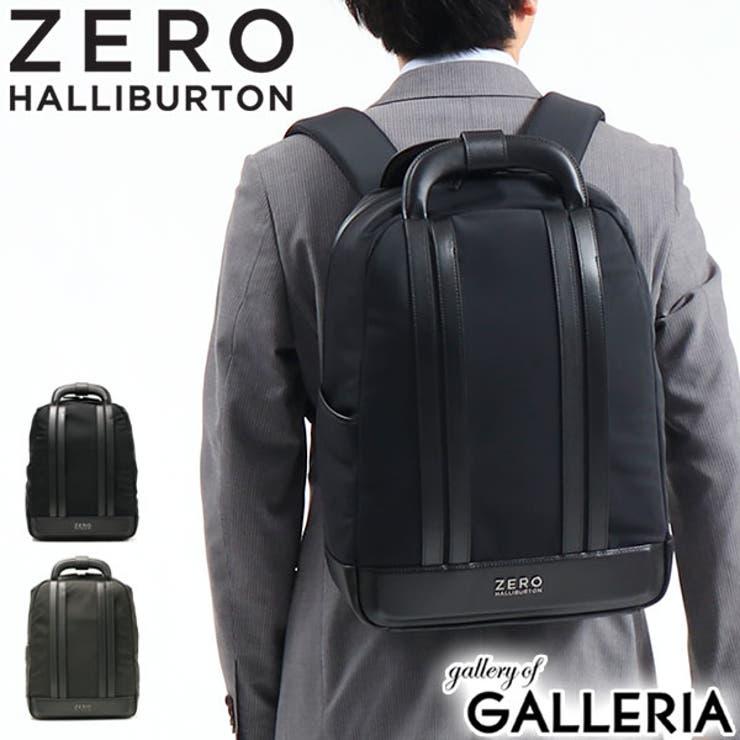 リュック ZERO HALLIBURTON | ギャレリア Bag&Luggage | 詳細画像1