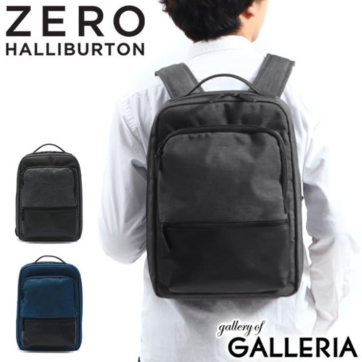 正規品5年保証 ゼロハリバートン リュック | ギャレリア Bag&Luggage | 詳細画像1