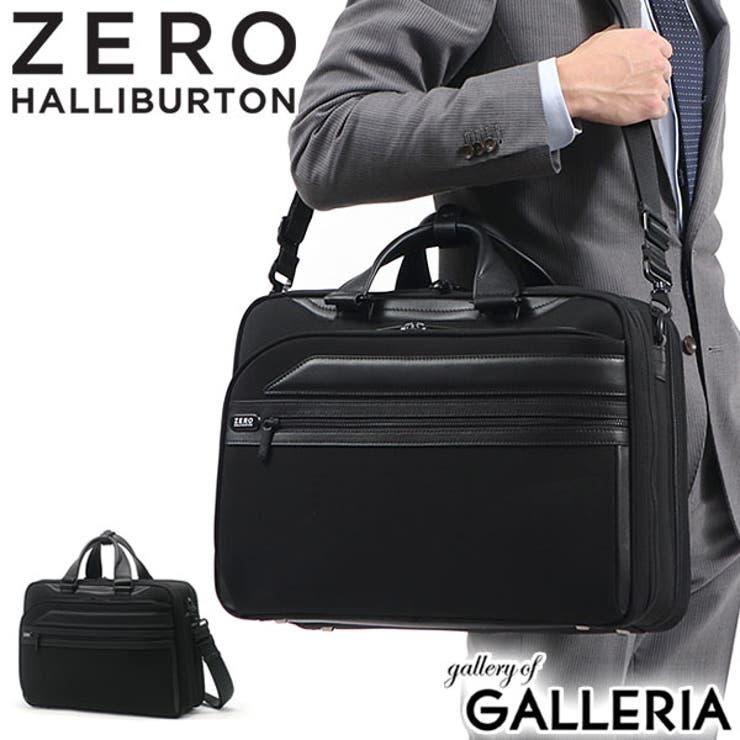 正規品5年保証 ゼロハリバートン ブリーフケース   ギャレリア Bag&Luggage   詳細画像1