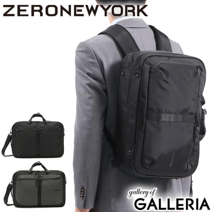 ブリーフケース ZERO NEWYORK   ギャレリア Bag&Luggage   詳細画像1