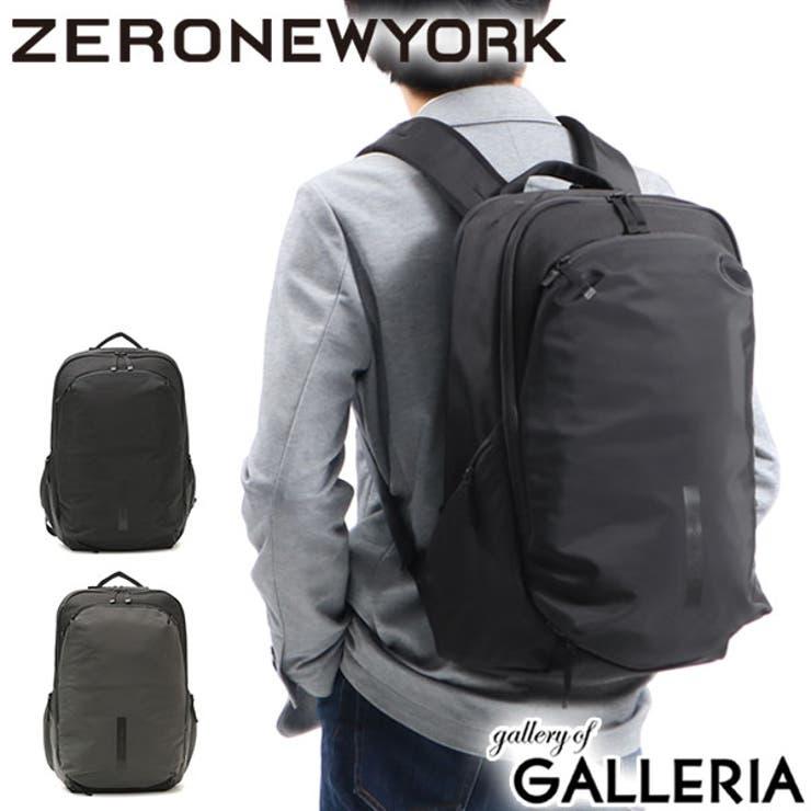 リュック ZERO NEWYORK   ギャレリア Bag&Luggage   詳細画像1