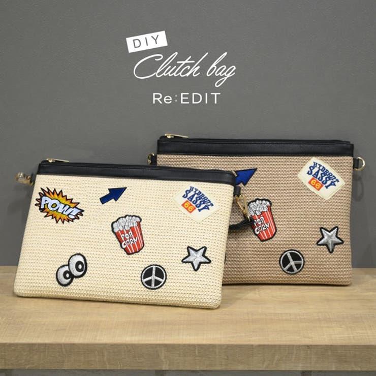 Re:EDITのバッグ・鞄/クラッチバッグ | 詳細画像