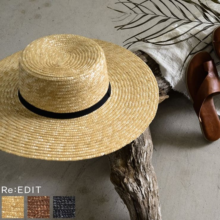 Re:EDITの帽子/帽子全般 | 詳細画像