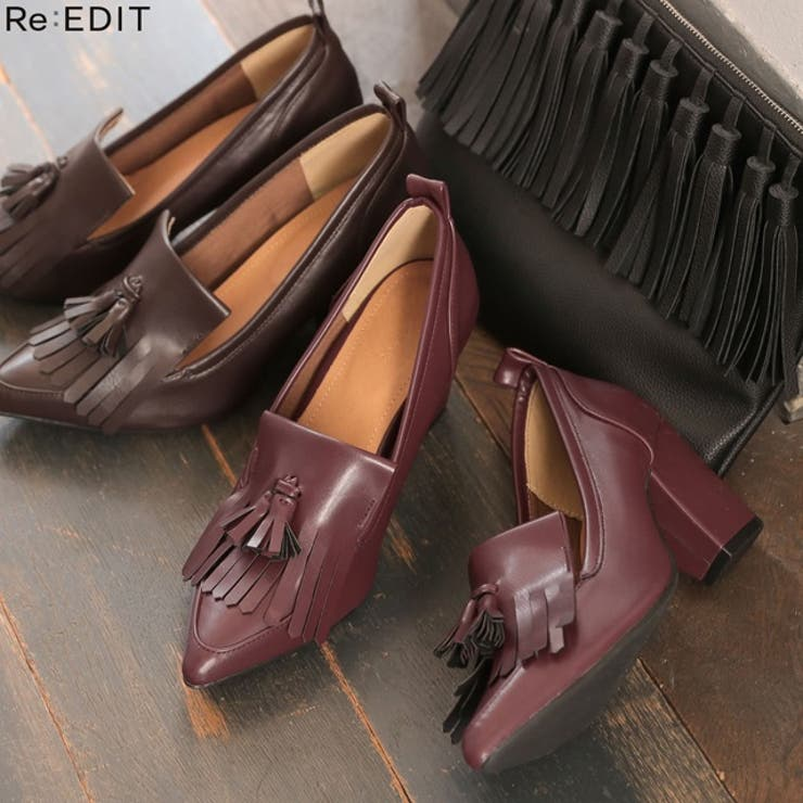 Re:EDITのシューズ・靴/ローファー | 詳細画像