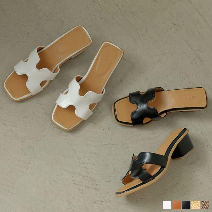Re:EDITのシューズ・靴/サボサンダル   詳細画像
