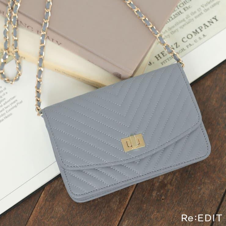 Re:EDITのバッグ・鞄/クラッチバッグ   詳細画像