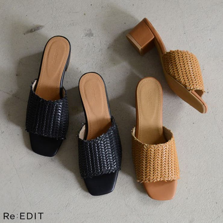 Re:EDITのシューズ・靴/サンダル | 詳細画像