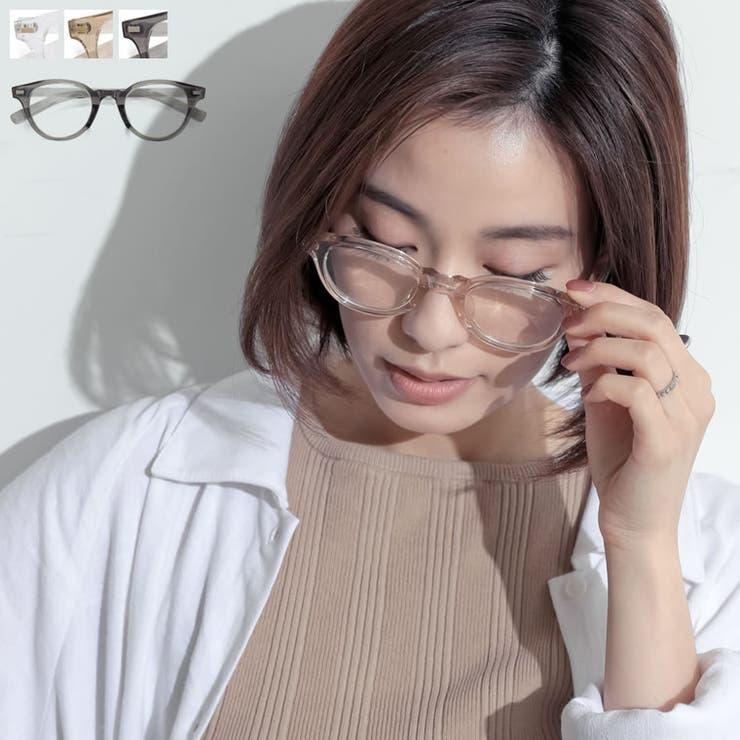 Re:EDITの小物/メガネ | 詳細画像