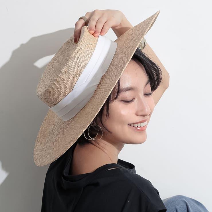 Re:EDITの帽子/麦わら帽子・ストローハット・カンカン帽 | 詳細画像