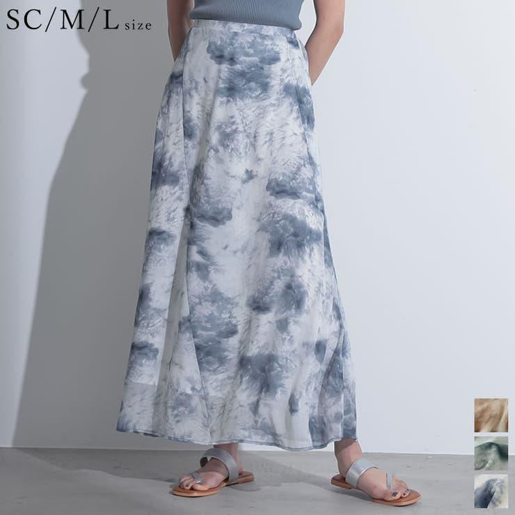 Re:EDITのスカート/フレアスカート   詳細画像