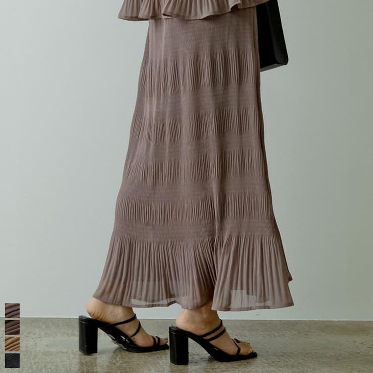 Re:EDITのスカート/プリーツスカート | 詳細画像
