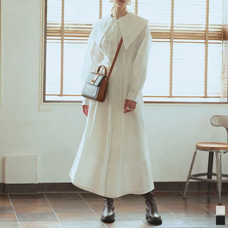 美シルエットで大人の着こなしをクラスアップ | Re:EDIT | 詳細画像1