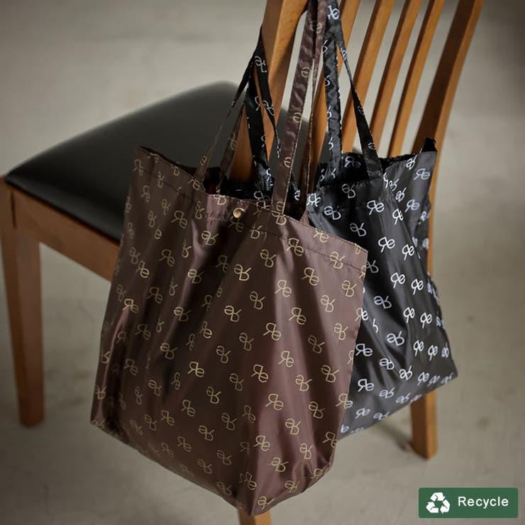 毎日の暮らしをサステナブルに リサイクルポリエコバッグ バッグ | Re:EDIT | 詳細画像1