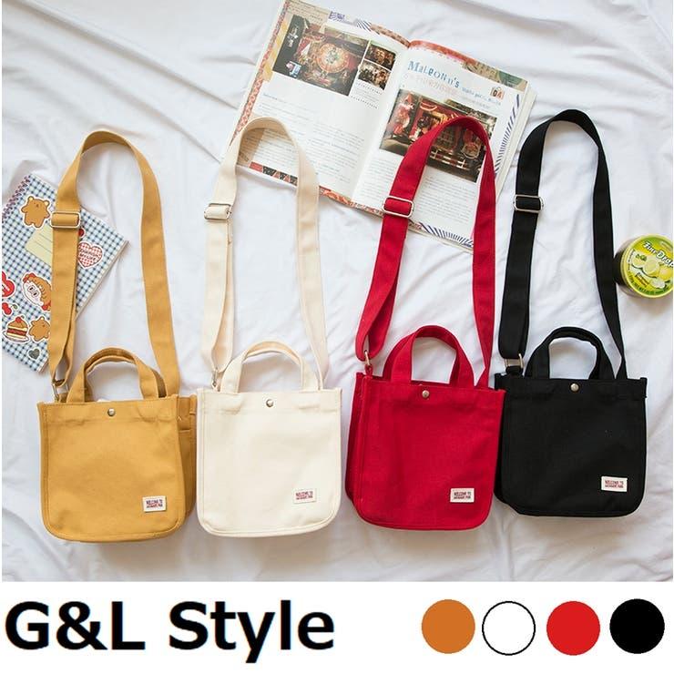 レディース バッグ ショルダー   G&L Style   詳細画像1