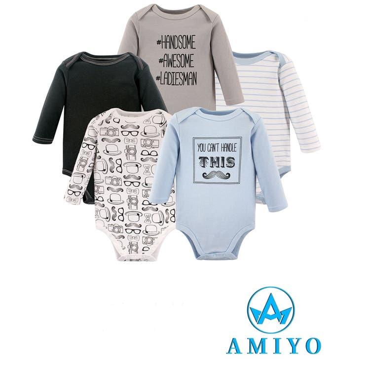 Amiyoのベビー服・ベビー用品/べビーロンパース・カバーオール | 詳細画像