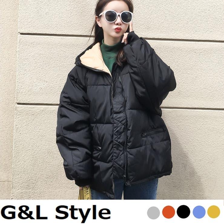 レディース 長袖 トップス   G&L Style   詳細画像1