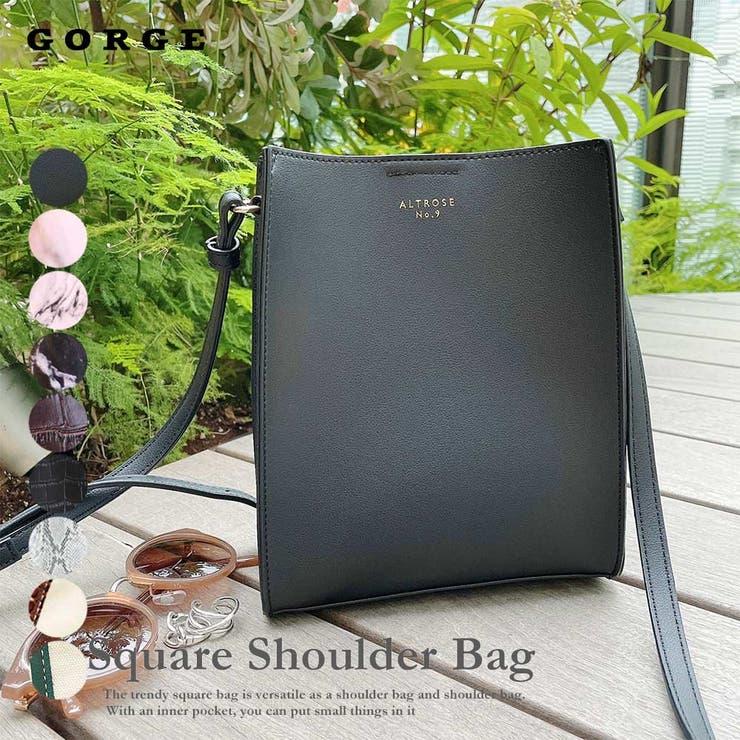 GORGE のバッグ・鞄/ショルダーバッグ | 詳細画像