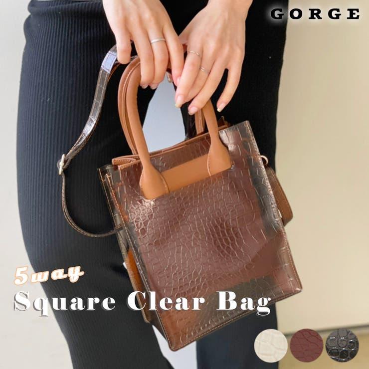 GORGE のバッグ・鞄/ハンドバッグ | 詳細画像