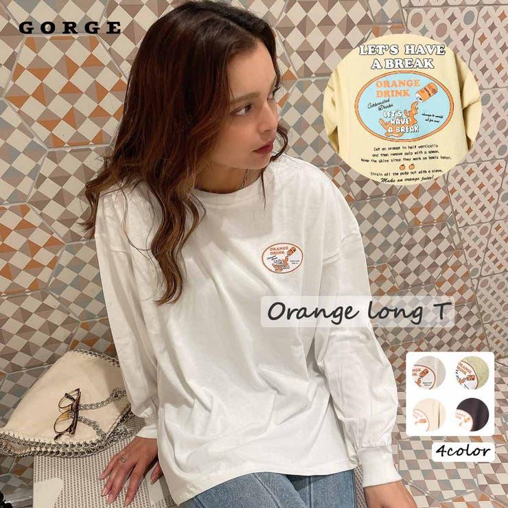 GORGE のトップス/Tシャツ   詳細画像