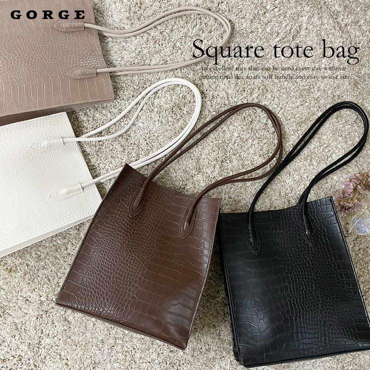 GORGE のバッグ・鞄/トートバッグ | 詳細画像