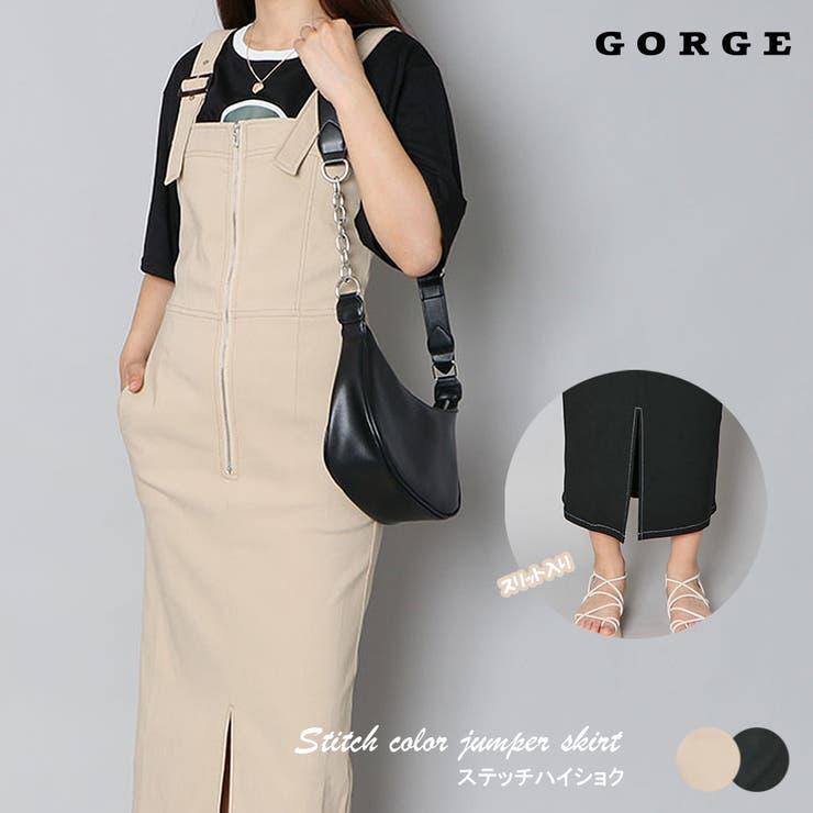 GORGE のワンピース・ドレス/ワンピース   詳細画像