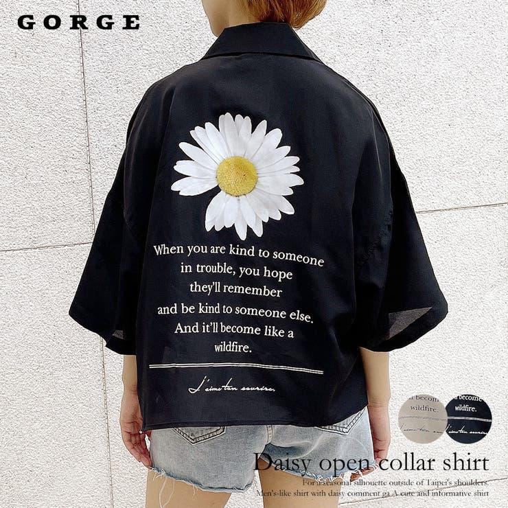 GORGE のトップス/シャツ   詳細画像